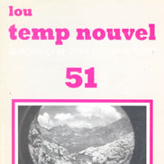 "Che cos'è ""Novel Temp"" / ""Lou Temp Nouvel""?"